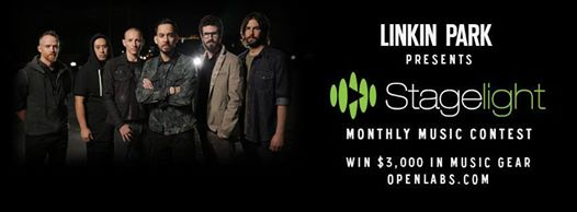 Monthly Music Contest banner for Open Labs