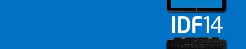 Stagelight IDF14 logo